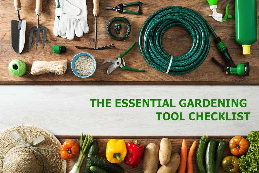 essential gardening tool checklist for beginners
