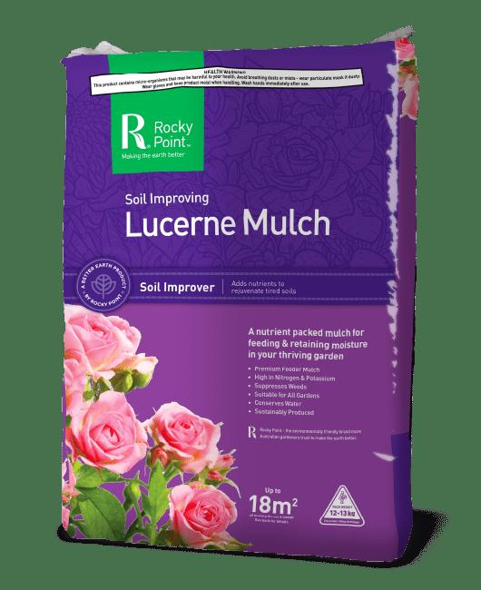 Lucerne Mulch Brisbane Southside
